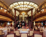 Luxury World Cruise Cruise Site QE Cunard Cunard Cruise Line Queen Elizabeth 2025 Qe Restaurant